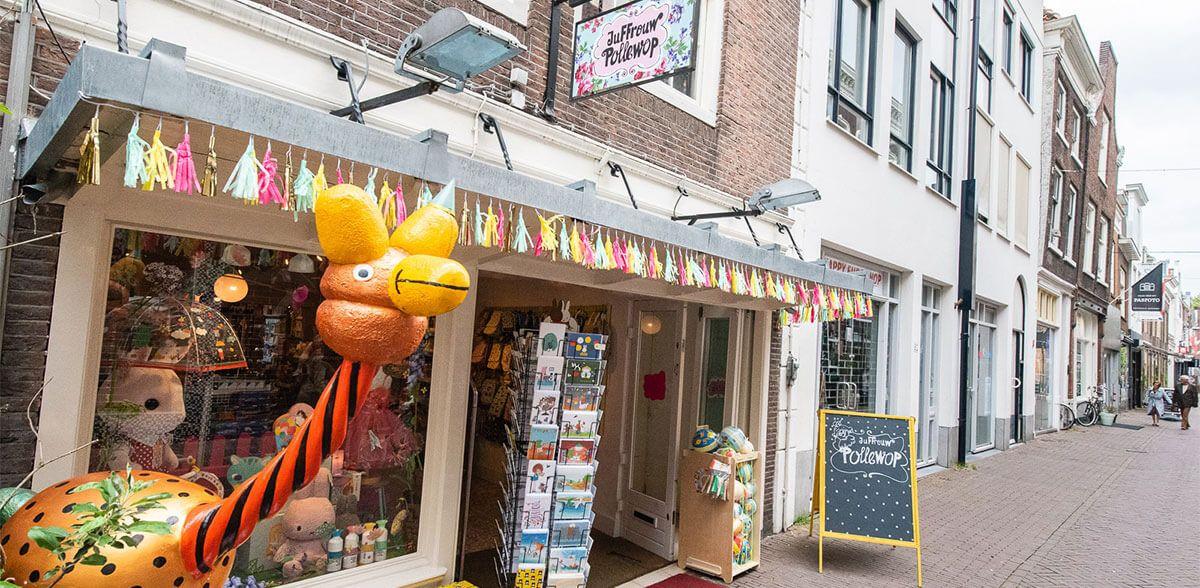Speelgoedwinkels in Dordrecht Serc